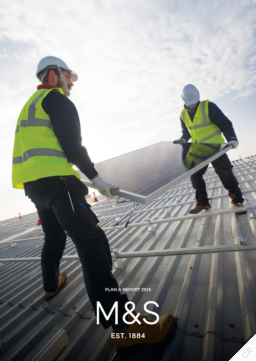 marks and spencer csr report Read this essay on marks & spencer sustainability report come browse our large digital warehouse of free sample essays get the knowledge you need in order to pass your classes and more.